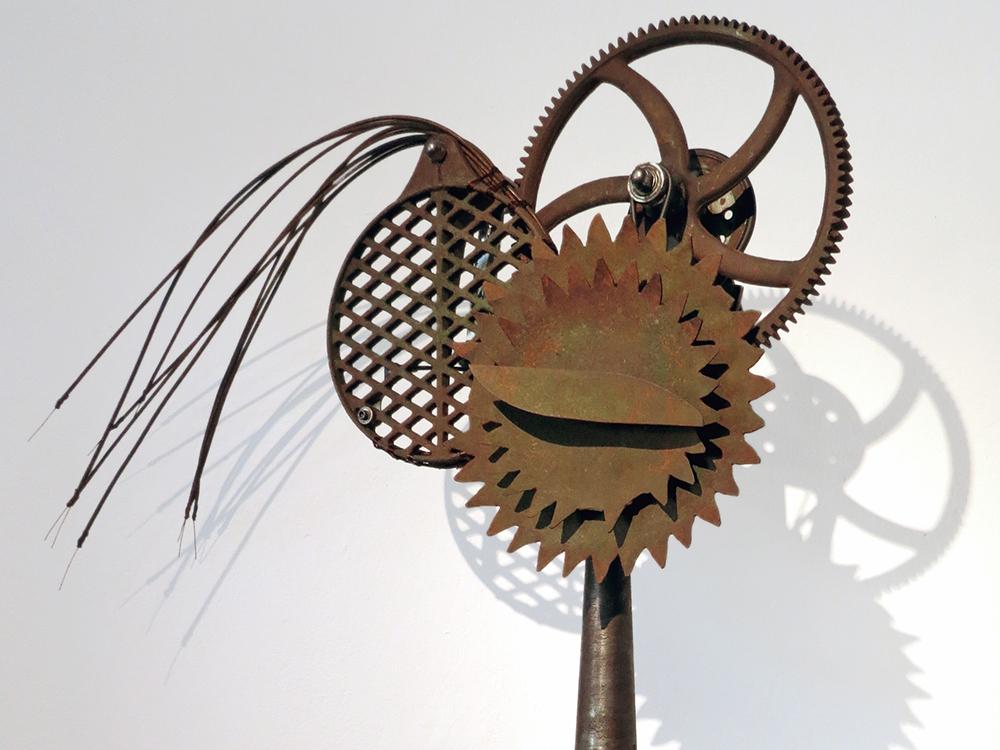 Kunstmaschine Bassvogel