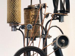 Kunstmaschine Borstelmaier