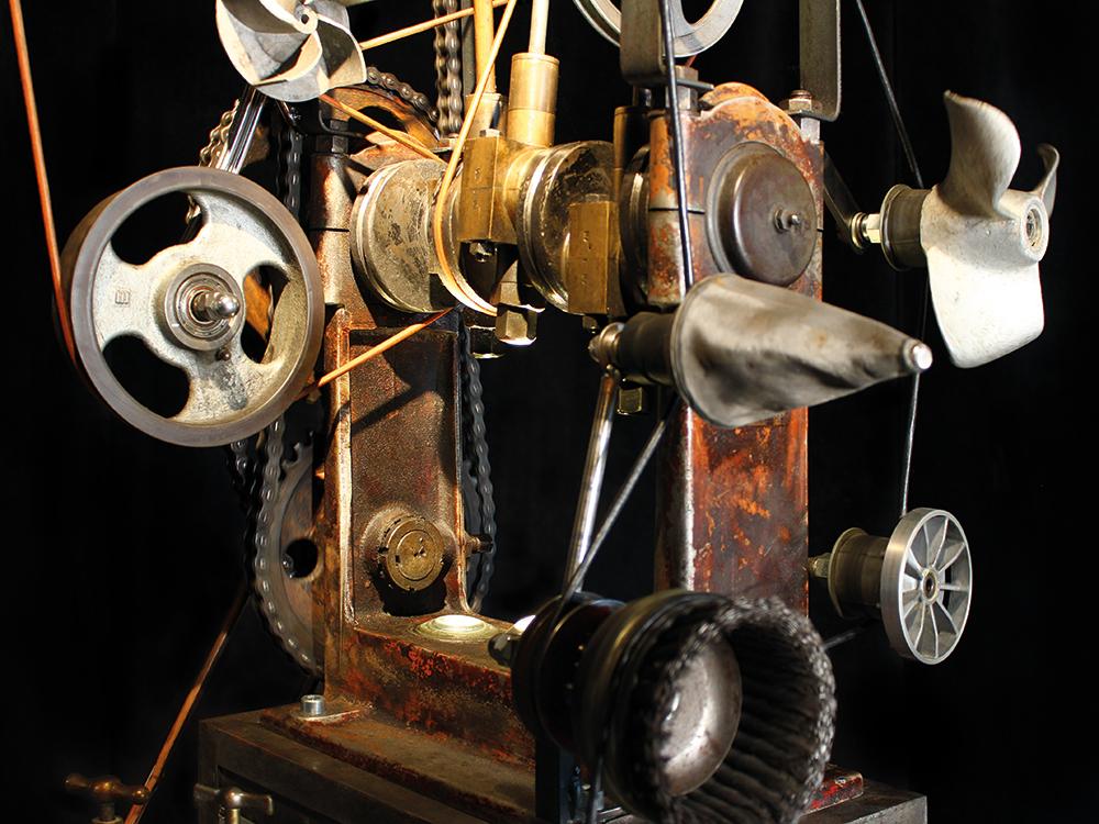 Kunstmaschine ChaDiLuBa