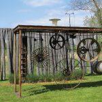 Kunstmaschine Ganz große Bühne – kleiner Strahl