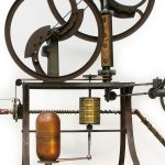 Kunstmaschine Gebetsmühle I