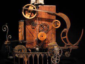 Kunstmaschine Guillot