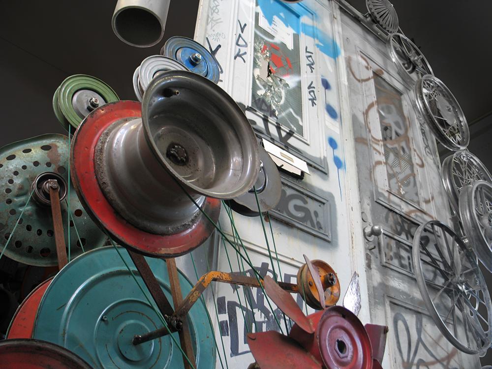 Kunstmaschine Hommage II