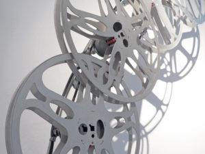 Kunstmaschine Kinetic arc