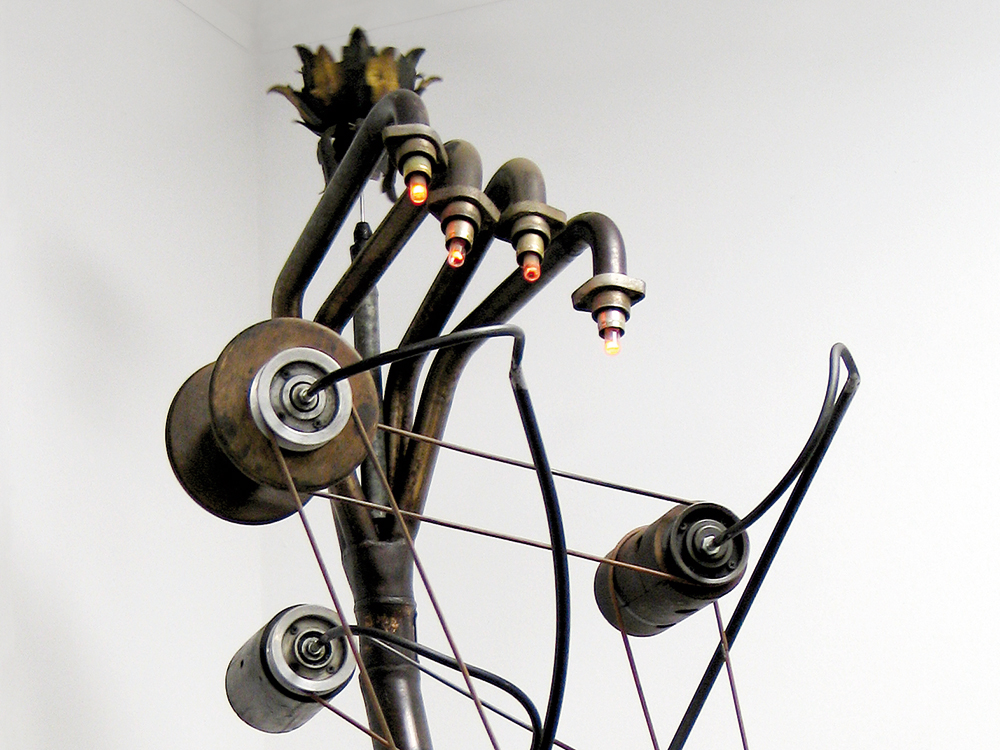 Kunstmaschine Mephisto