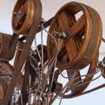 Kunstmaschine Schirmakazie