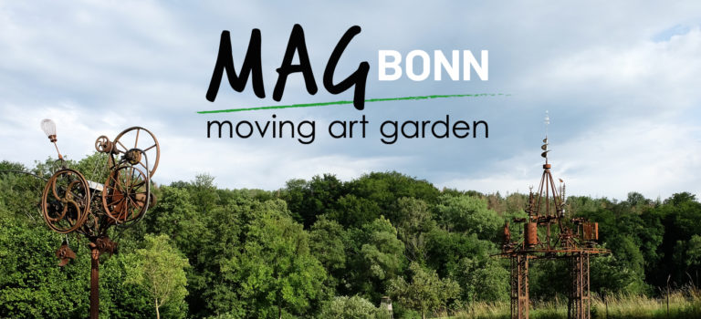 Moving Art Garden MAG